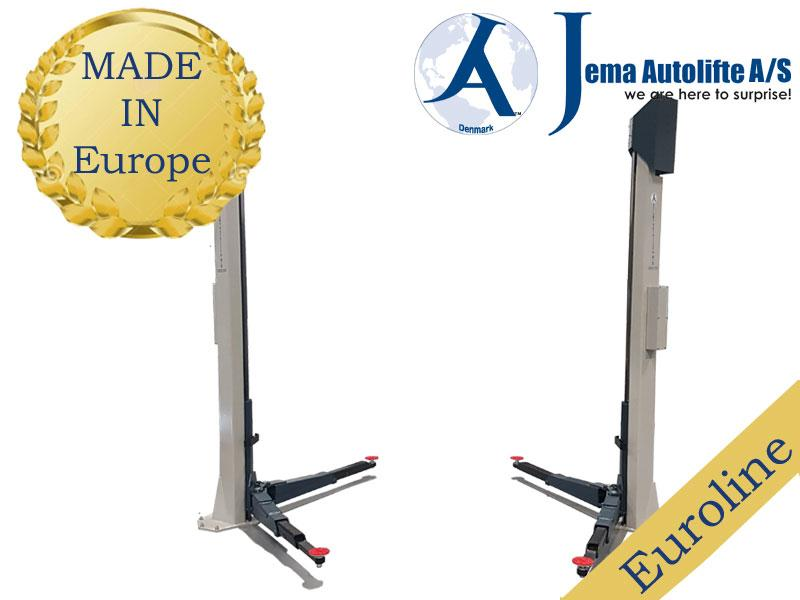 Jema Autonostine 2 Post Electro-mechanical Lift JA3500T-E